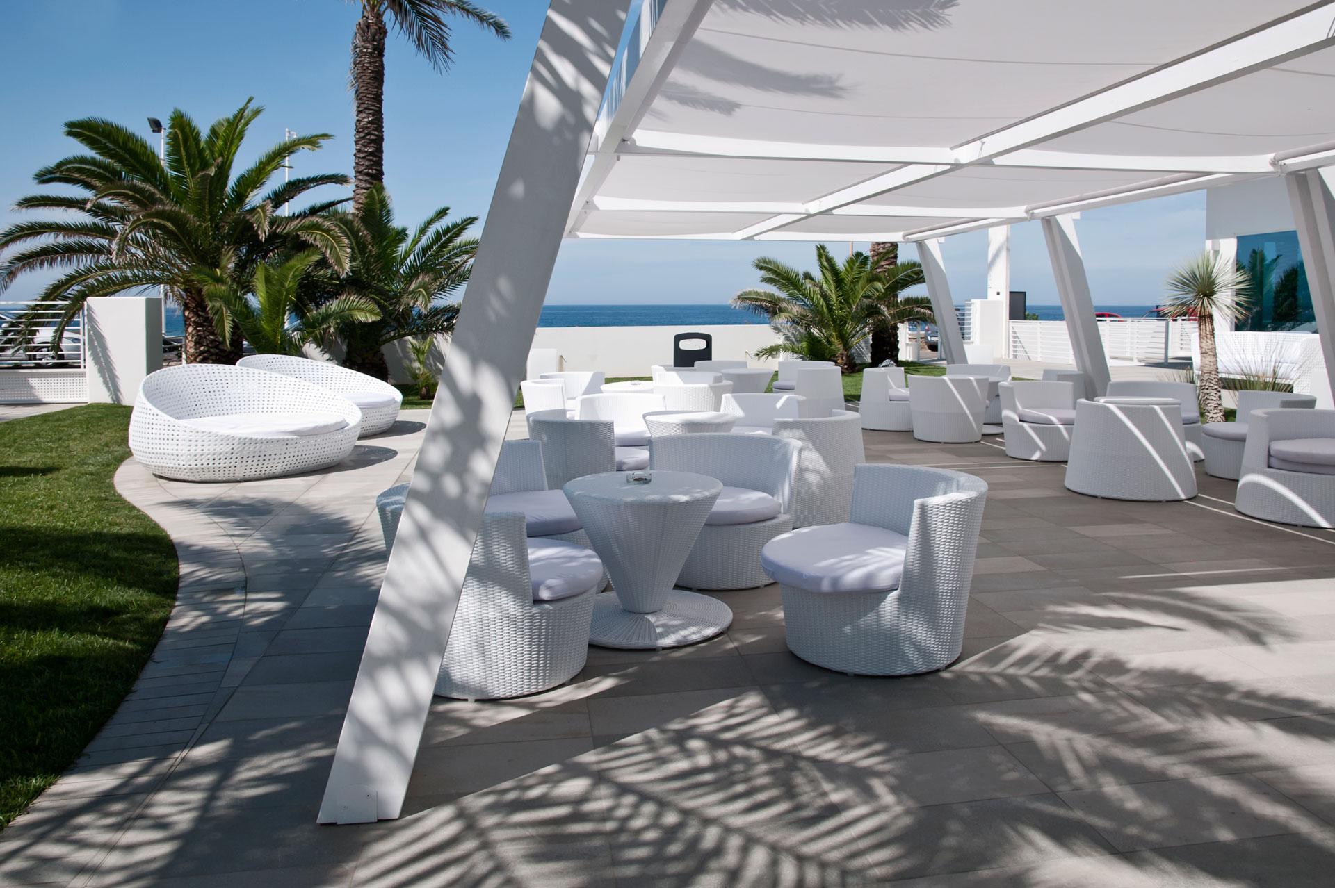 hotel nel Salento sul mare